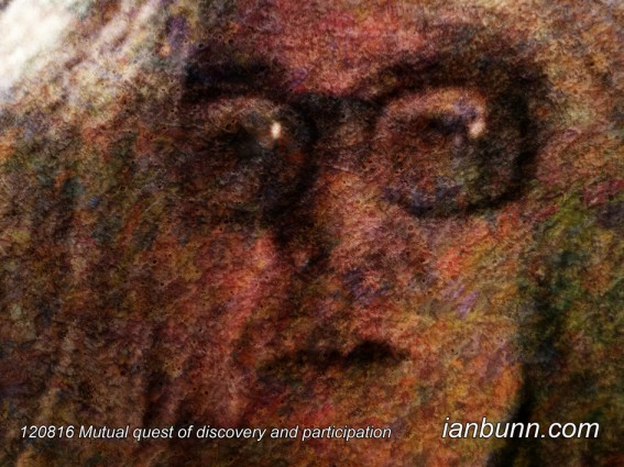 Mutual quest of discovery and participation (August 16 2012)