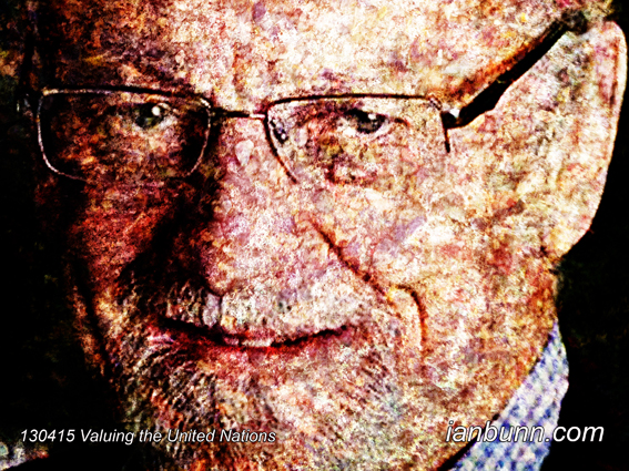 "Gareth Evans the 68 year old Australia's former foreign minister and President Emeritus of the International Crisis Group and currently Chancellor of the Australian National University has published an article on Project Syndicate titled 'Valuing the United Nations' Evans states ""No organization in the world embodies as many dreams, yet provides so many frustrations, as the United Nations.  …The peace plan for Cambodia in the early 1990's, dragged the country back from hellish decades of horrifying genocide and ugly and protracted civil war. Likewise, the Chemical Weapons Convention, steered through the UN Conference on Disarmament in Geneva, is still the most robust arms-control treaty related to weapons of mass destruction ever negotiated. …In 2005… endorsed the concept of states' responsibility to protect populations at risk of genocide and other mass atrocity crimes. With that vote, the international community began to eradicate the shameful indifference that accompanied the Holocaust, Rwanda, Srebrenica, Darfur, and too many similar catastrophes. …the UN system's total cost is still only around $30 billion a year. That is less than half the annual budget for New York City, and well under a third of the roughly $105 billion that the US military has been spending each year, on average, in Afghanistan. Wall Street employees received more in annual bonuses ($33.2 billion) in 2007, the year before the global financial meltdown. The whole family of the UN Secretariat and related entities, together with current peacekeepers, adds up to around 215,000 people worldwide – not a small number, but less than one-eighth of the roughly 1.8 million staff employed by McDonald's and its franchisees worldwide! …the UN provides fabulous value for what the world spends on it, and that if it ever ceased to exist, we would have to reinvent it. The downsides are real, but we need to remember the immortal words of Dag Hammarskjold, the UN's second secretary-general: ""The UN was created not to bring us to heaven, but to save us from hell.""   Inspired by Gareth Evans, Project Syndicate ow.ly/jyVmH Image source Wikipedia ow.ly/jyUWN"